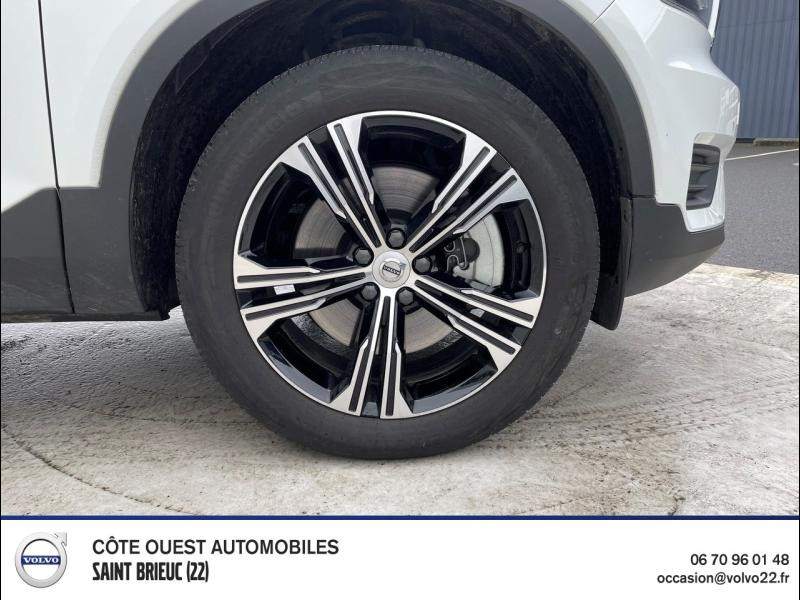 Photo 17 de l'offre de VOLVO XC40 T5 Twin Engine 180 + 82ch Inscription DCT 7 à 44990€ chez Côte Ouest Automobiles