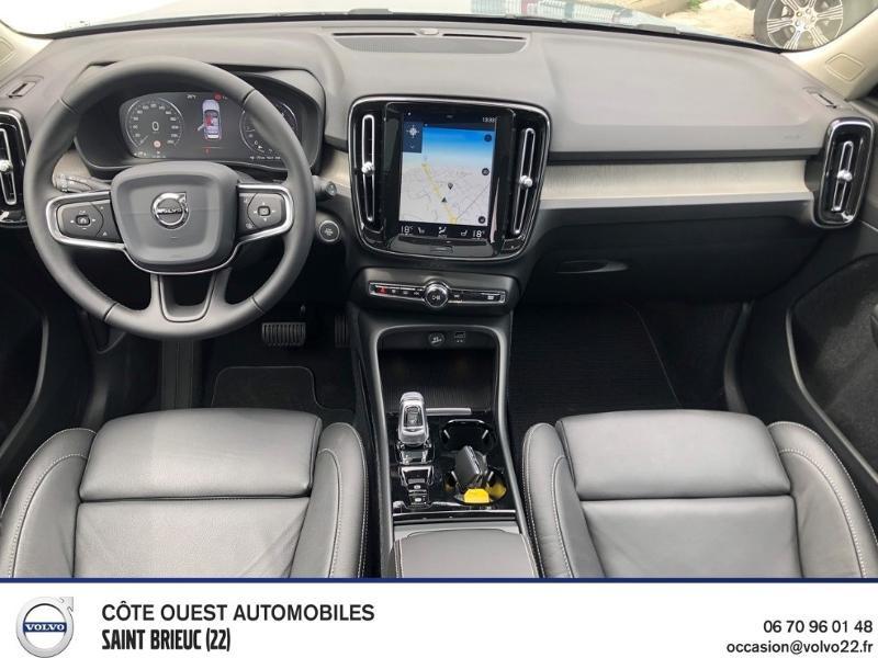 Photo 3 de l'offre de VOLVO XC40 D4 AdBlue AWD 190ch Inscription Luxe Geartronic 8 à 49990€ chez Côte Ouest Automobiles