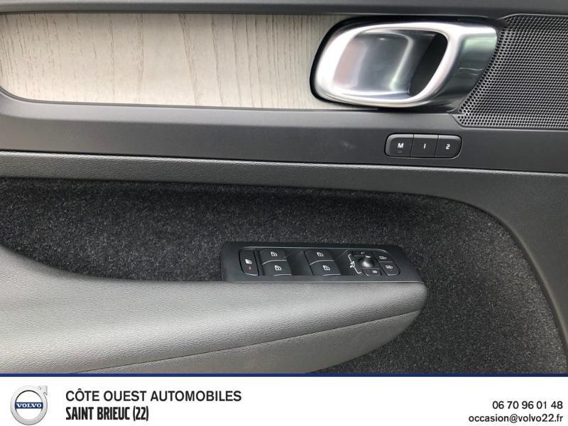 Photo 22 de l'offre de VOLVO XC40 D4 AdBlue AWD 190ch Inscription Luxe Geartronic 8 à 49990€ chez Côte Ouest Automobiles