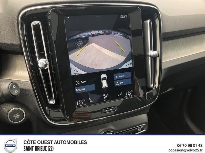 Photo 15 de l'offre de VOLVO XC40 D4 AdBlue AWD 190ch Inscription Luxe Geartronic 8 à 49990€ chez Côte Ouest Automobiles