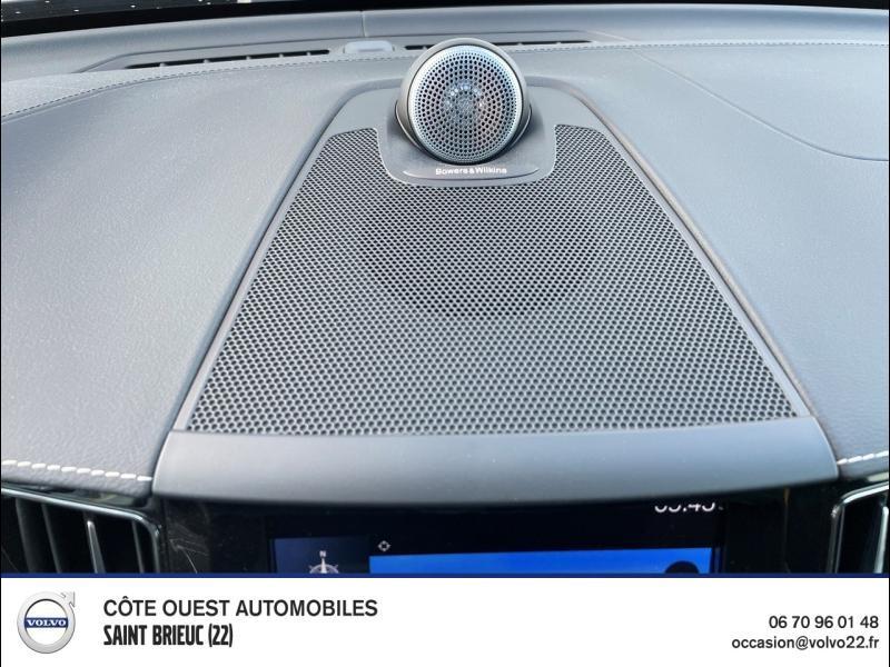 Photo 12 de l'offre de VOLVO XC60 T8 AWD 318 + 87ch Polestar Engineered Geartronic à 76390€ chez Côte Ouest Automobiles