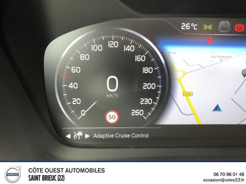 Photo 8 de l'offre de VOLVO XC40 D4 AdBlue AWD 190ch Inscription Luxe Geartronic 8 à 49990€ chez Côte Ouest Automobiles