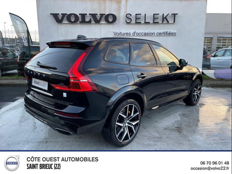 Photo 2 de l'offre de VOLVO XC60 T8 AWD 318 + 87ch Polestar Engineered Geartronic à 76390€ chez Côte Ouest Automobiles