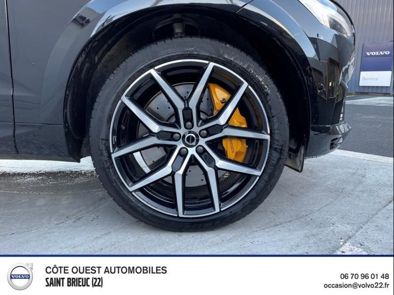 Photo 23 de l'offre de VOLVO XC60 T8 AWD 318 + 87ch Polestar Engineered Geartronic à 76390€ chez Côte Ouest Automobiles