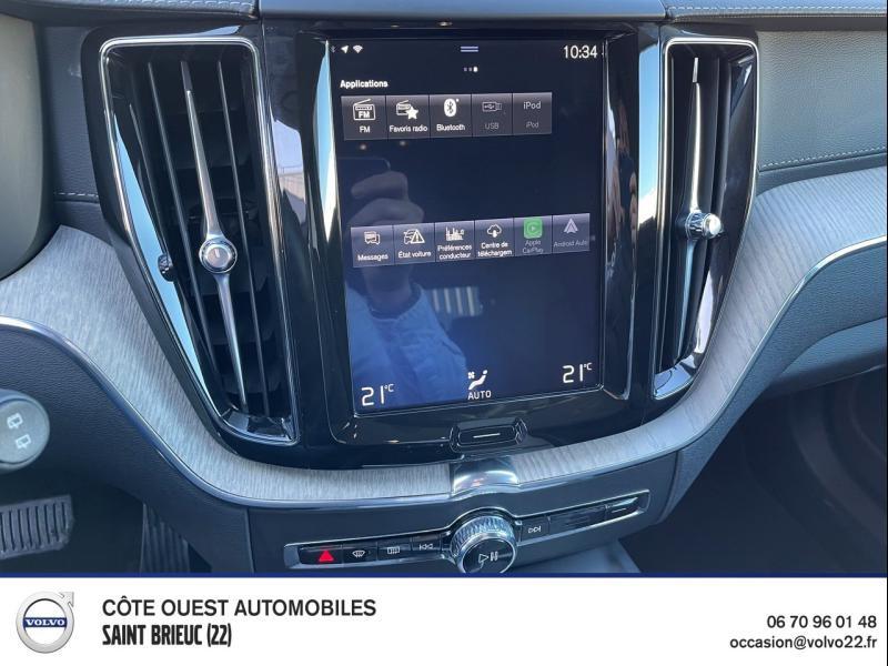 Photo 11 de l'offre de VOLVO XC60 D4 AdBlue 190ch Inscription Geartronic à 40990€ chez Côte Ouest Automobiles