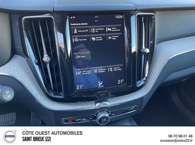 Photo 9 de l'offre de VOLVO XC60 D4 AdBlue 190ch Inscription Geartronic à 40990€ chez Côte Ouest Automobiles