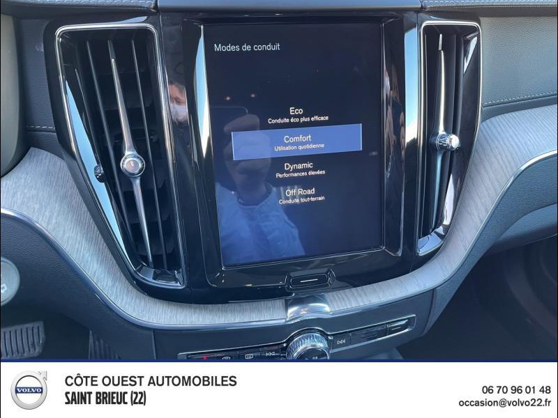 Photo 16 de l'offre de VOLVO XC60 D4 AdBlue 190ch Inscription Geartronic à 40990€ chez Côte Ouest Automobiles