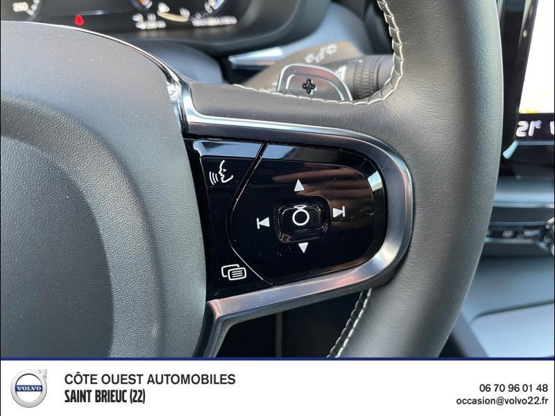 Photo 20 de l'offre de VOLVO XC60 T8 AWD 318 + 87ch Polestar Engineered Geartronic à 76390€ chez Côte Ouest Automobiles