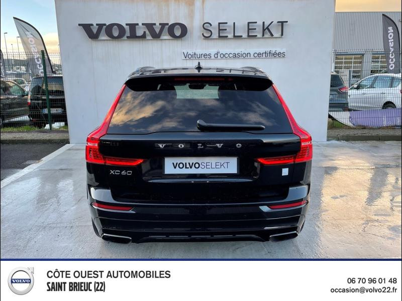 Photo 5 de l'offre de VOLVO XC60 T8 AWD 318 + 87ch Polestar Engineered Geartronic à 76390€ chez Côte Ouest Automobiles