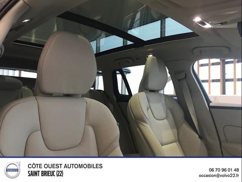 Photo 4 de l'offre de VOLVO V60 D4 190ch AdBlue Inscription Luxe Geartronic à 57490€ chez Côte Ouest Automobiles