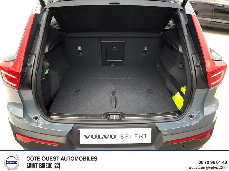 Photo 10 de l'offre de VOLVO XC40 D4 AdBlue AWD 190ch Inscription Luxe Geartronic 8 à 49990€ chez Côte Ouest Automobiles