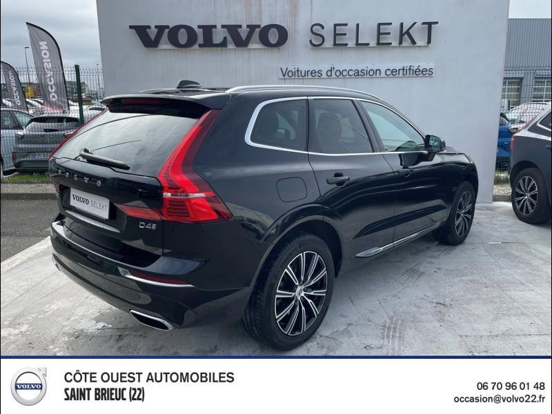 Photo 4 de l'offre de VOLVO XC60 D4 AdBlue 190ch Inscription Geartronic à 42990€ chez Côte Ouest Automobiles