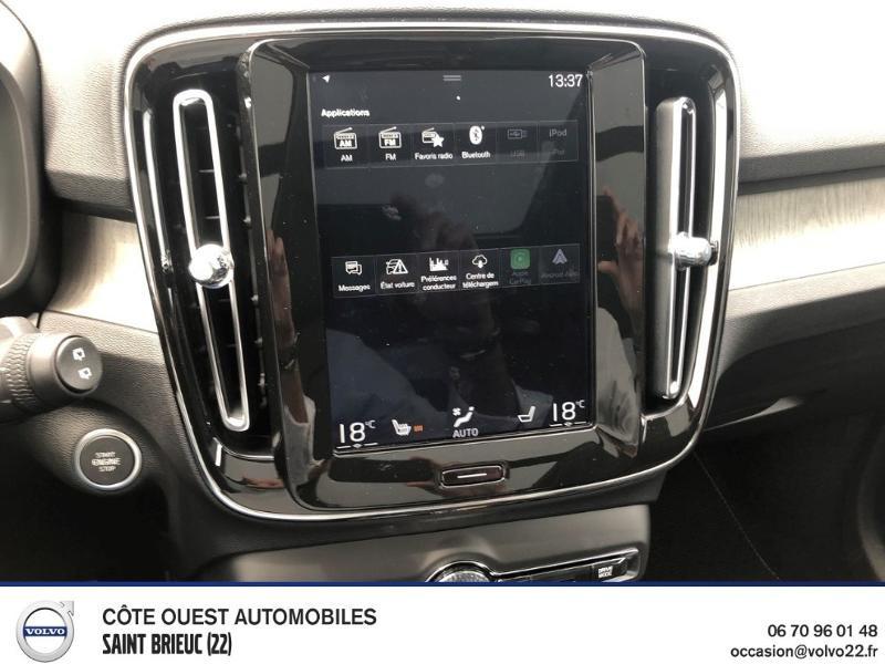 Photo 16 de l'offre de VOLVO XC40 D4 AdBlue AWD 190ch Inscription Luxe Geartronic 8 à 49990€ chez Côte Ouest Automobiles