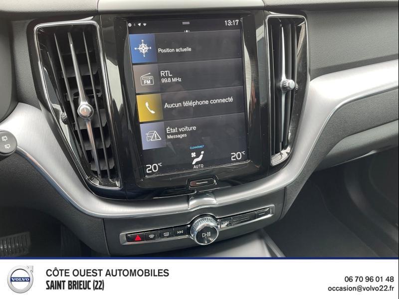 Photo 11 de l'offre de VOLVO XC60 D4 AdBlue 190ch Inscription Geartronic à 42990€ chez Côte Ouest Automobiles