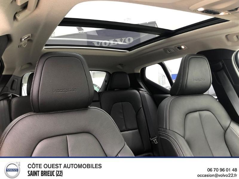 Photo 4 de l'offre de VOLVO XC40 D4 AdBlue AWD 190ch Inscription Luxe Geartronic 8 à 49990€ chez Côte Ouest Automobiles