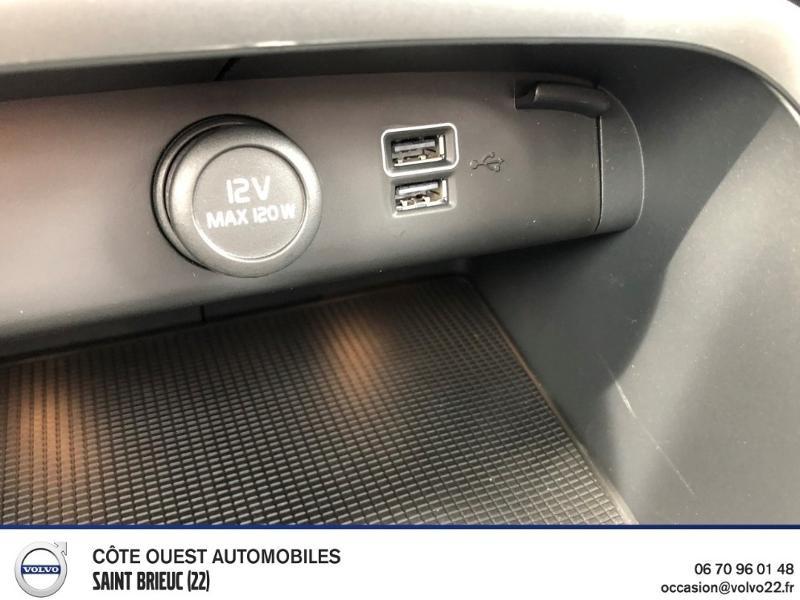 Photo 18 de l'offre de VOLVO XC40 D4 AdBlue AWD 190ch Inscription Luxe Geartronic 8 à 49990€ chez Côte Ouest Automobiles