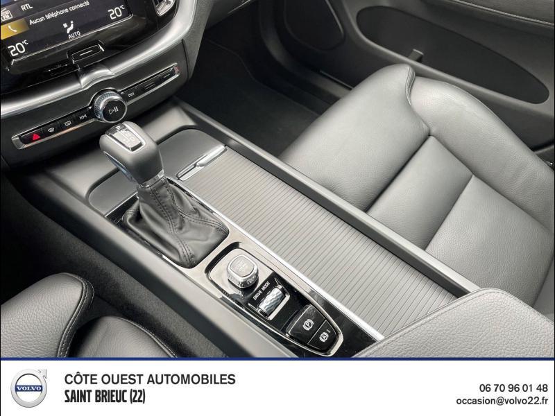 Photo 9 de l'offre de VOLVO XC60 D4 AdBlue 190ch Inscription Geartronic à 42990€ chez Côte Ouest Automobiles
