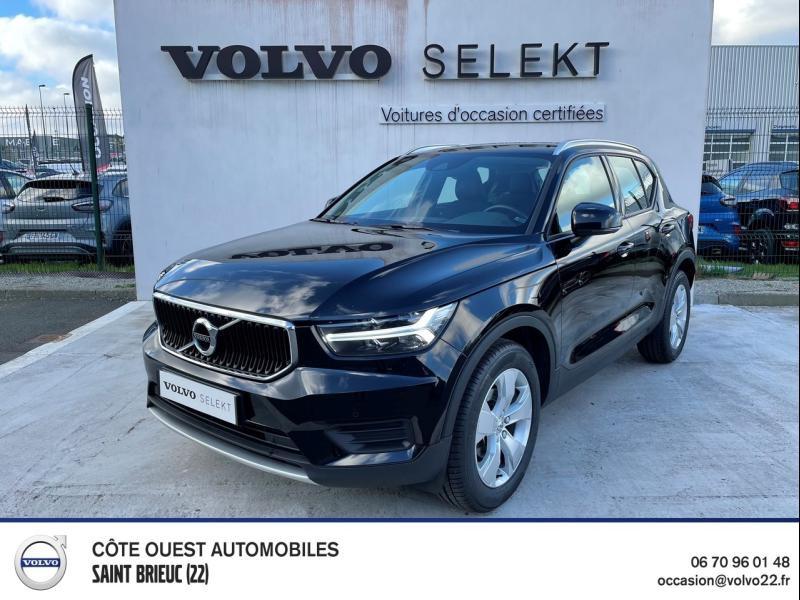Volvo XC40 D3 AdBlue 150ch Business Diesel Noir Occasion à vendre