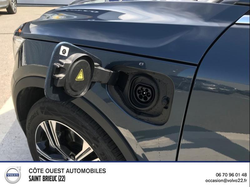 Photo 8 de l'offre de VOLVO XC40 T5 Recharge 180 + 82ch Business DCT 7 à 46900€ chez Côte Ouest Automobiles