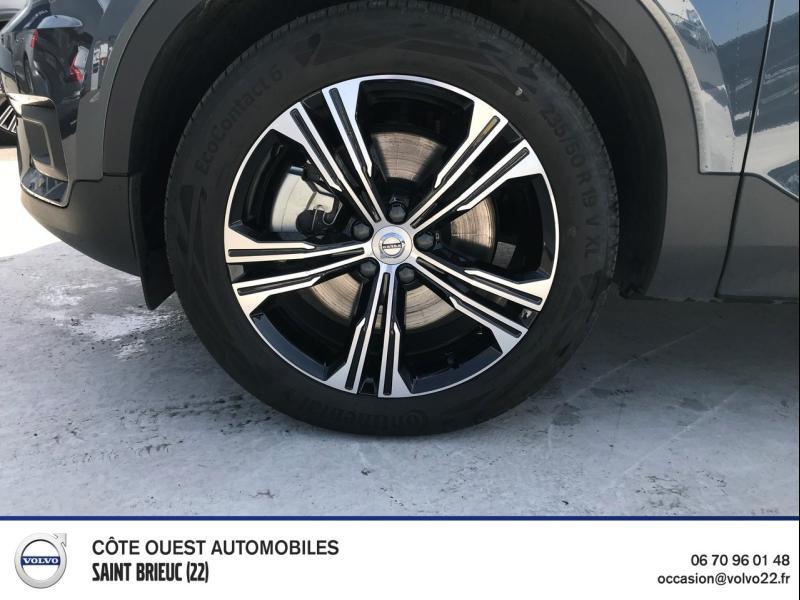 Photo 7 de l'offre de VOLVO XC40 T5 Recharge 180 + 82ch Business DCT 7 à 46900€ chez Côte Ouest Automobiles