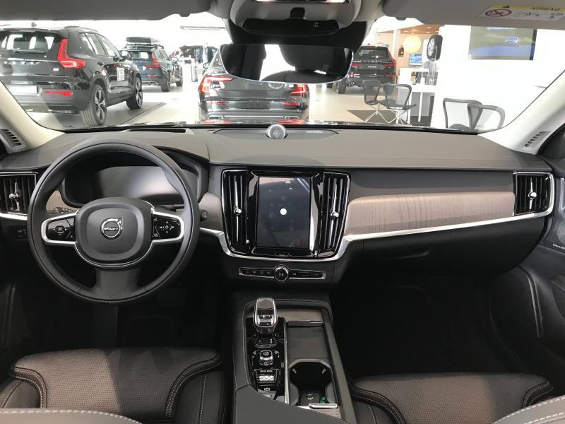Photo 3 de l'offre de VOLVO V90 B4 Adblue 197ch Inscription Luxe Geartronic à 63900€ chez Côte Ouest Automobiles