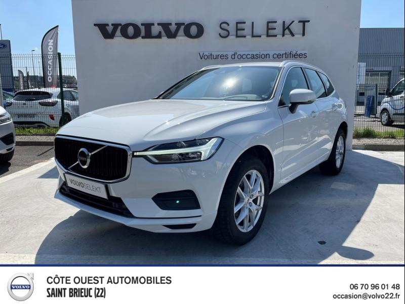 Volvo XC60 D4 AdBlue AWD 190ch Business Executive Geartronic Diesel Blanc Glace Occasion à vendre