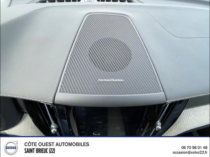 Photo 20 de l'offre de VOLVO XC60 T8 Twin Engine 303 + 87ch Inscription Luxe Geartronic à 47990€ chez Côte Ouest Automobiles