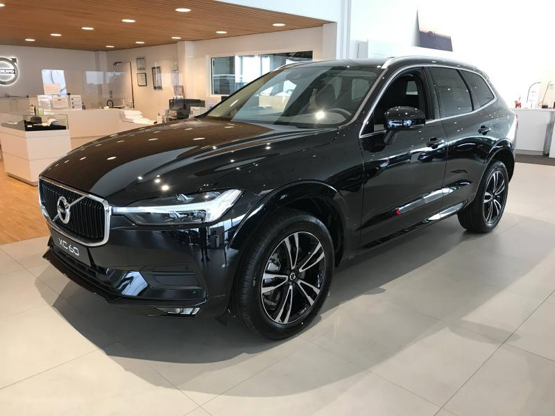 Volvo XC60 B4 AdBlue AWD 197ch Business Executive Geartronic Diesel/Micro-Hybride Noir Onyx Occasion à vendre
