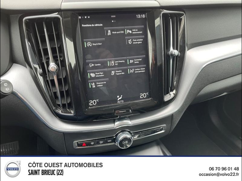 Photo 17 de l'offre de VOLVO XC60 D4 AdBlue 190ch Inscription Geartronic à 42990€ chez Côte Ouest Automobiles