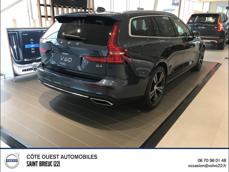 Photo 2 de l'offre de VOLVO V60 B4 197ch AdBlue Inscription Luxe Geartronic à 54990€ chez Côte Ouest Automobiles