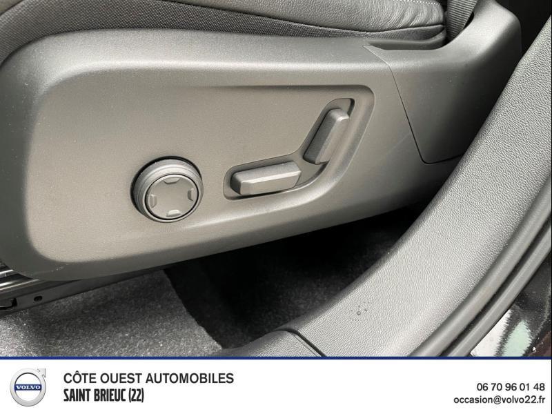 Photo 8 de l'offre de VOLVO XC40 T4 Recharge 129 + 82ch Business DCT 7 à 46900€ chez Côte Ouest Automobiles