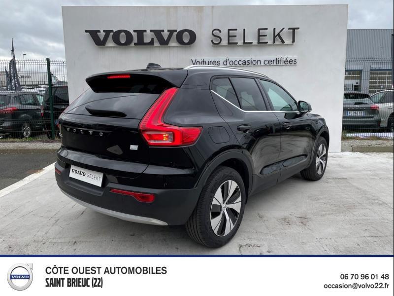 Photo 2 de l'offre de VOLVO XC40 T4 Recharge 129 + 82ch Business DCT 7 à 46900€ chez Côte Ouest Automobiles