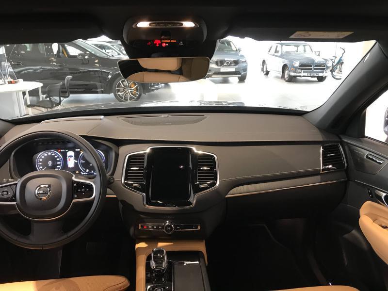 Photo 3 de l'offre de VOLVO XC90 T8 AWD 303 + 87ch Inscription Luxe Geartronic à 89900€ chez Côte Ouest Automobiles