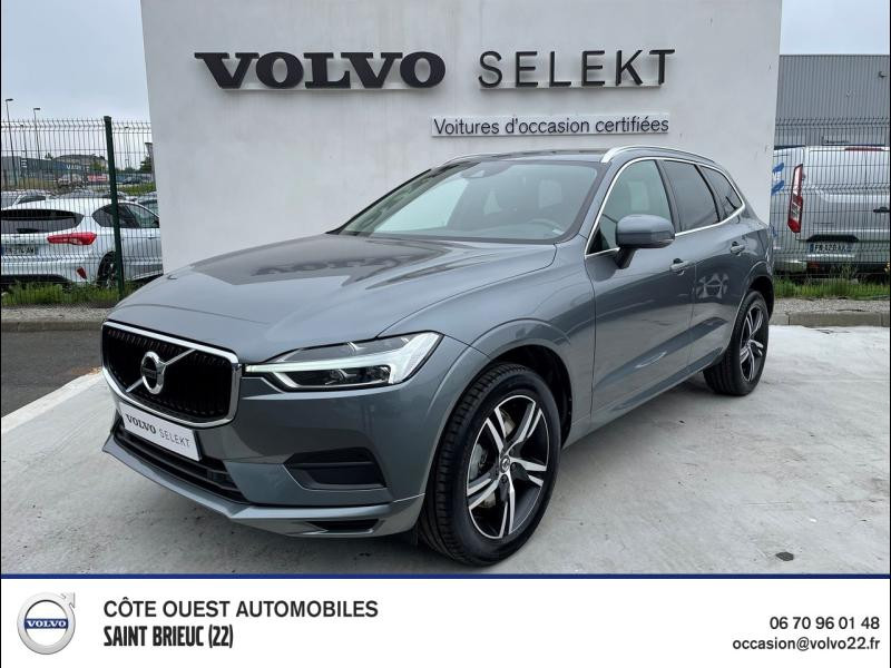 Volvo XC60 D4 AdBlue 190ch Business Executive Geartronic Diesel Gris Occasion à vendre