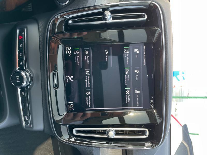 Photo 9 de l'offre de VOLVO XC40 T5 Recharge 180 + 82ch Inscription DCT 7 à 49900€ chez Côte Ouest Automobiles