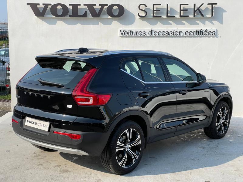 Photo 3 de l'offre de VOLVO XC40 T5 Recharge 180 + 82ch Inscription DCT 7 à 49900€ chez Côte Ouest Automobiles