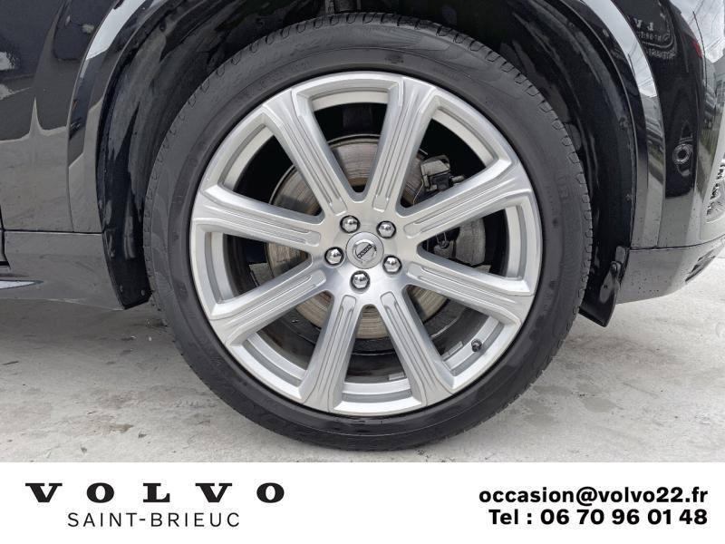 Photo 13 de l'offre de VOLVO XC90 T8 Twin Engine 303 + 87ch Inscription Luxe Geartronic 7 places à 61990€ chez Côte Ouest Automobiles