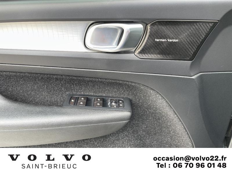 Photo 10 de l'offre de VOLVO XC40 D4 AdBlue AWD 190ch Business Geartronic 8 à 31990€ chez Côte Ouest Automobiles