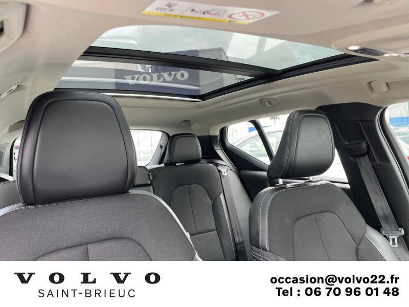 Photo 8 de l'offre de VOLVO XC40 D4 AdBlue AWD 190ch Business Geartronic 8 à 31990€ chez Côte Ouest Automobiles