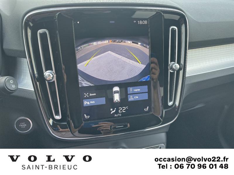 Photo 15 de l'offre de VOLVO XC40 D3 AdBlue 150ch Business Geartronic 8 à 30990€ chez Côte Ouest Automobiles