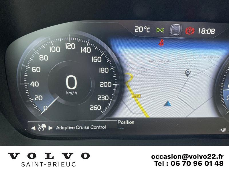 Photo 18 de l'offre de VOLVO XC40 D3 AdBlue 150ch Business Geartronic 8 à 30990€ chez Côte Ouest Automobiles