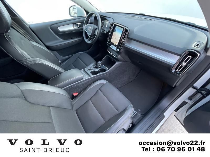 Photo 6 de l'offre de VOLVO XC40 D3 AdBlue 150ch Business Geartronic 8 à 30990€ chez Côte Ouest Automobiles