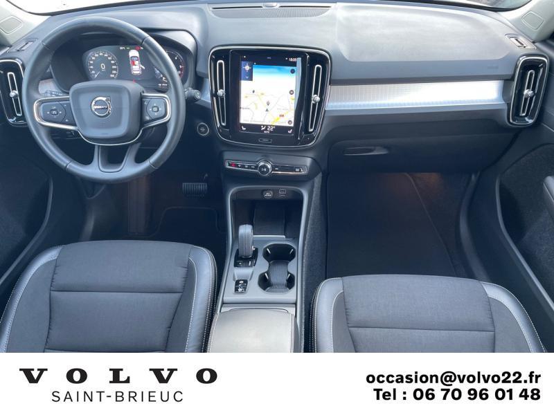 Photo 5 de l'offre de VOLVO XC40 D3 AdBlue 150ch Business Geartronic 8 à 30990€ chez Côte Ouest Automobiles