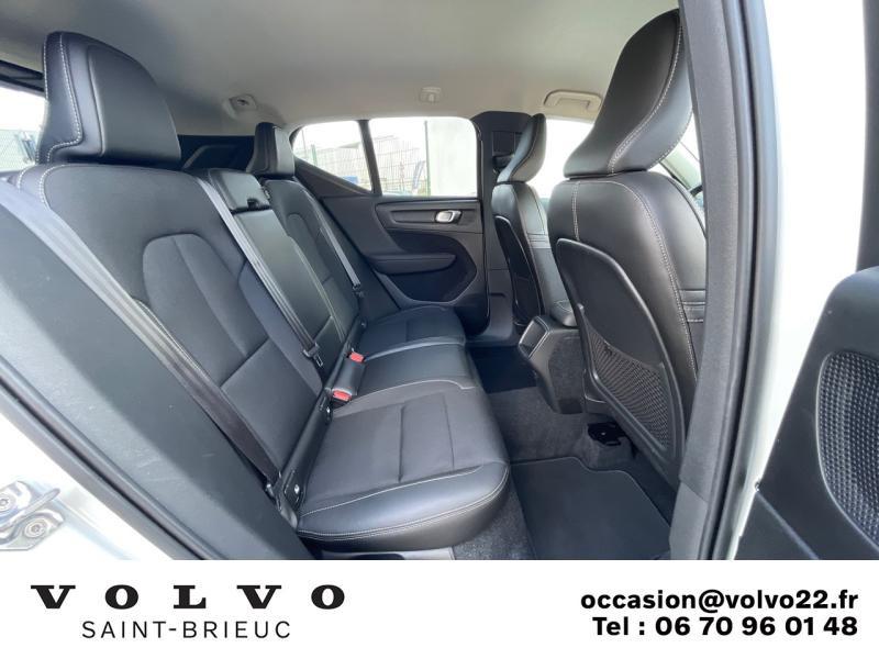 Photo 7 de l'offre de VOLVO XC40 D3 AdBlue 150ch Business Geartronic 8 à 30990€ chez Côte Ouest Automobiles