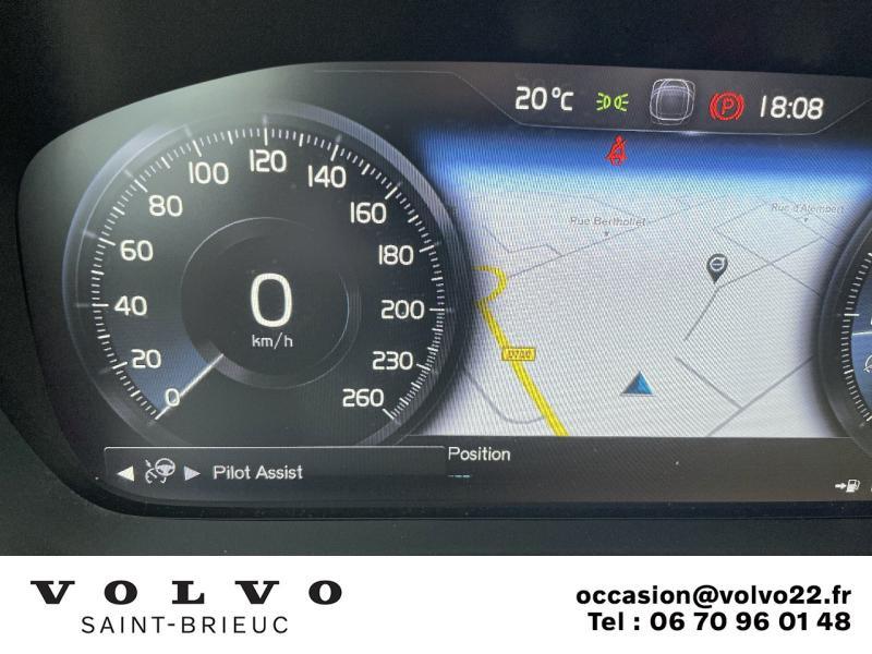 Photo 17 de l'offre de VOLVO XC40 D3 AdBlue 150ch Business Geartronic 8 à 30990€ chez Côte Ouest Automobiles