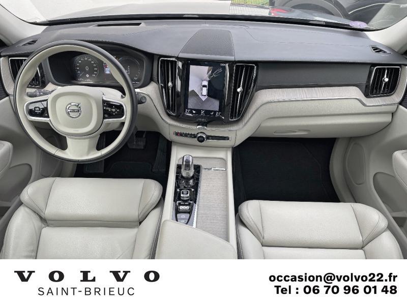 Photo 5 de l'offre de VOLVO XC60 T8 Twin Engine 303 + 87ch Inscription Luxe Geartronic à 44990€ chez Côte Ouest Automobiles