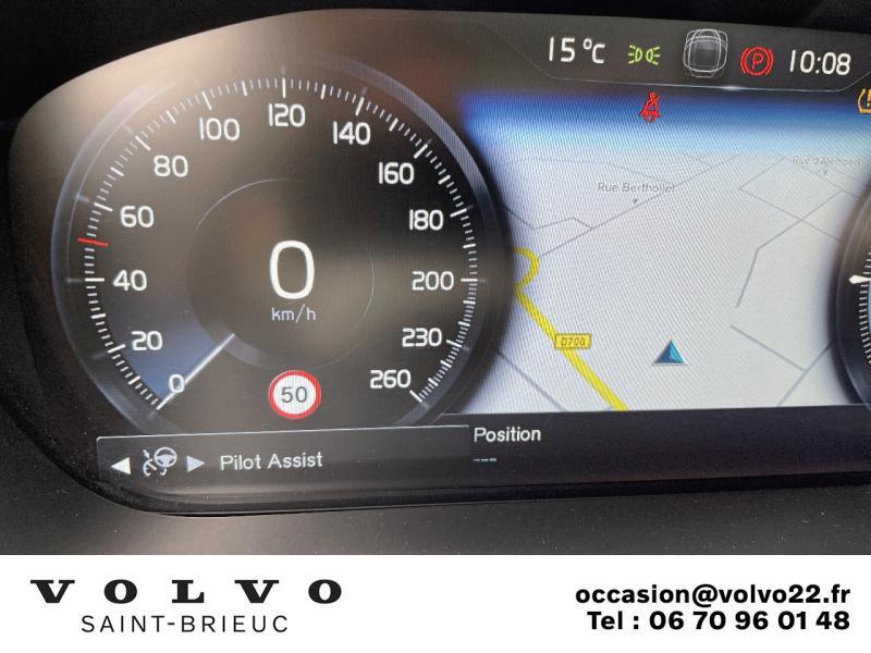 Photo 16 de l'offre de VOLVO XC60 T8 Twin Engine 303 + 87ch Inscription Luxe Geartronic à 44990€ chez Côte Ouest Automobiles