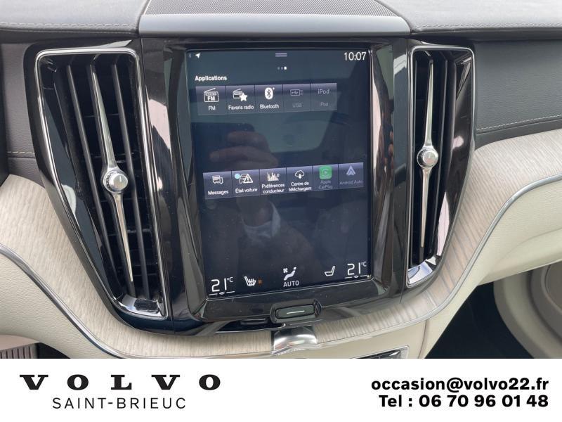 Photo 11 de l'offre de VOLVO XC60 T8 Twin Engine 303 + 87ch Inscription Luxe Geartronic à 44990€ chez Côte Ouest Automobiles