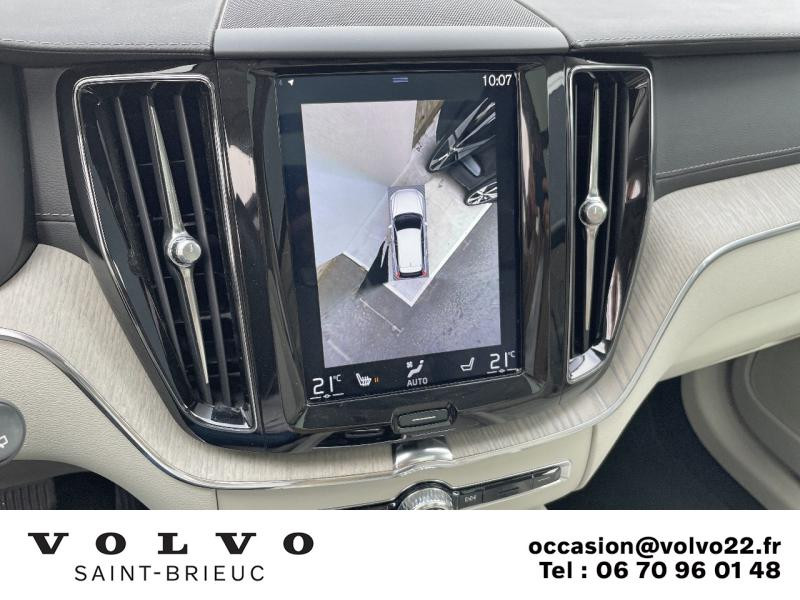 Photo 14 de l'offre de VOLVO XC60 T8 Twin Engine 303 + 87ch Inscription Luxe Geartronic à 44990€ chez Côte Ouest Automobiles