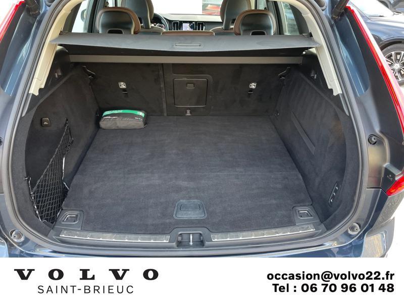 Photo 10 de l'offre de VOLVO XC60 T8 Twin Engine 320 + 87ch Inscription Luxe Geartronic à 41990€ chez Côte Ouest Automobiles